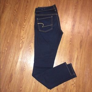 American Eagle Jeggings Size 6 Long